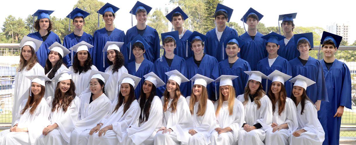 Graduation cerimony